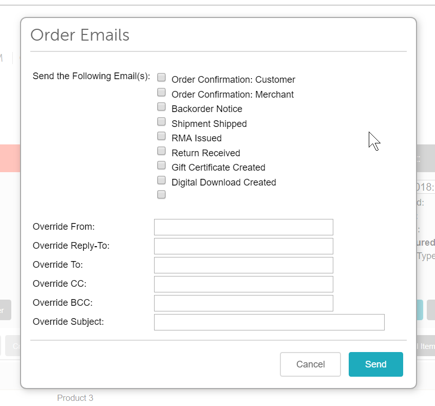 How to Preview Customer and Other Miva Merchant Emails