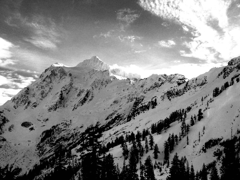 Shucksan Mountain, Mt. Baker Ski Area