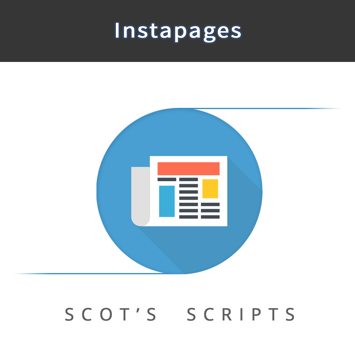 Instapages and Scot's Blogger WYSIWYG Editor Demo