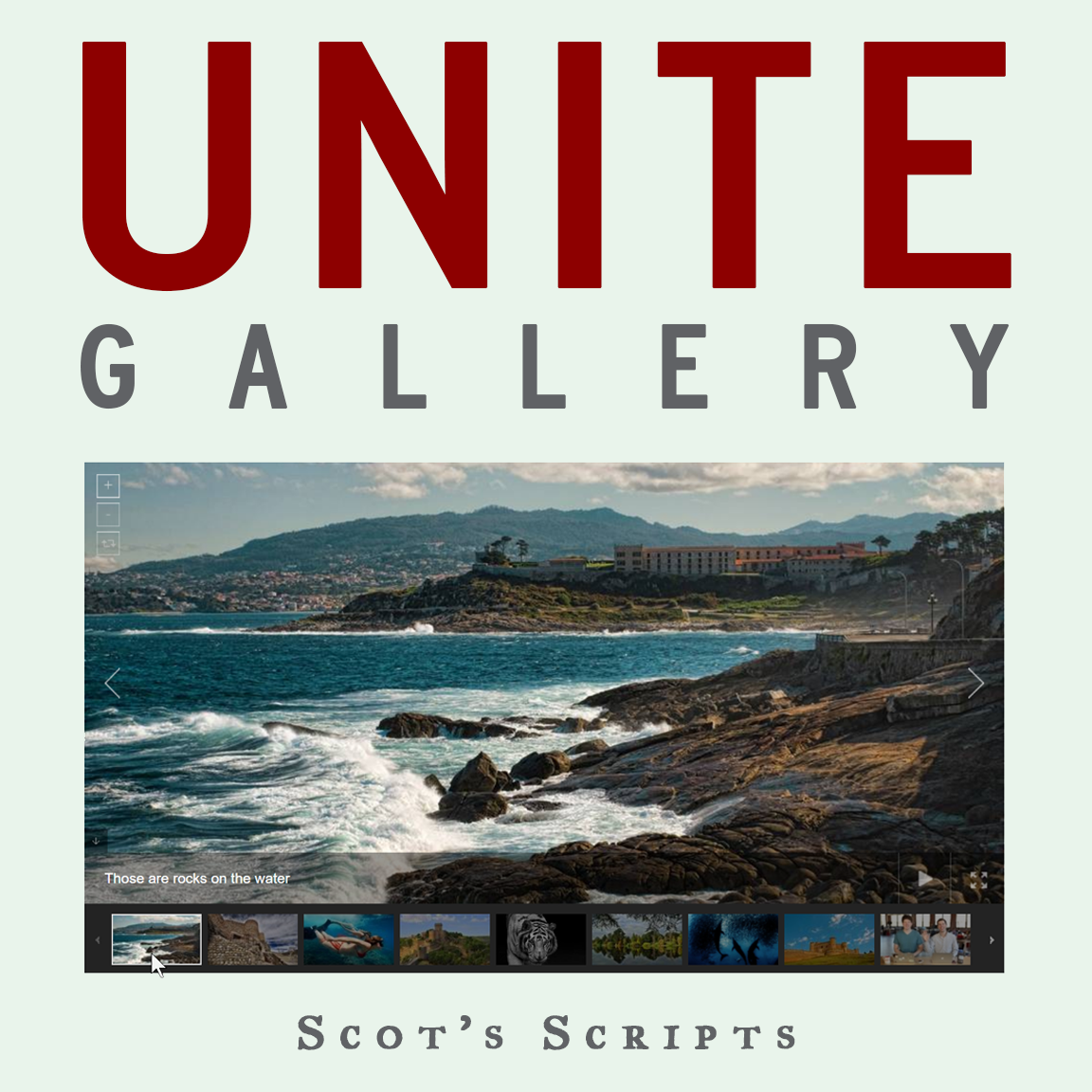 Unite Gallery Module for Miva Merchant
